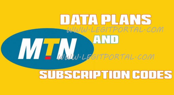 MTN Data Plan 2019- Get MTN 1GB for 500 Naira and other amazing data
